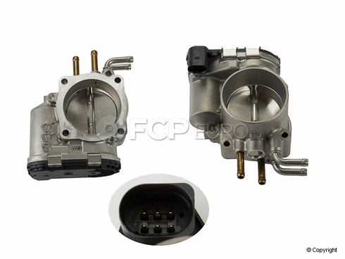 Audi VW Throttle Body (A4 A6 Passat) - Bosch 0280750030