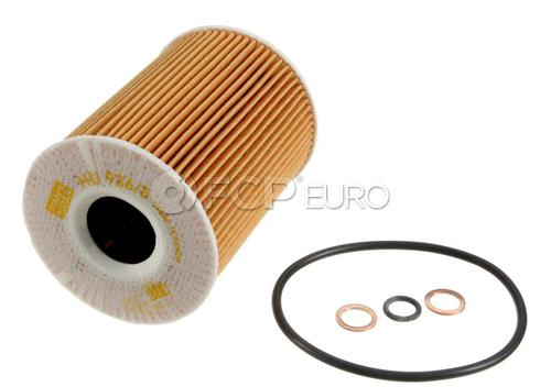 BMW Engine Oil Filter Kit (M5 M6) - Mann HU926/5X