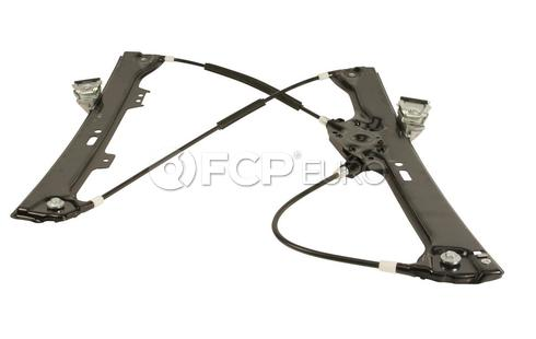 BMW Window Regulator Front Left - Genuine BMW 51337184383