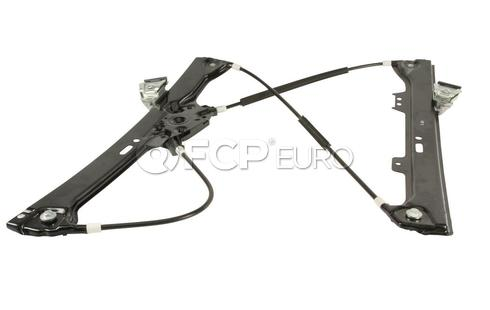 BMW Window Regulator Front Right - Genuine BMW 51337184384