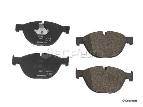 BMW Brake Pad Set - Genuine BMW 34116851269