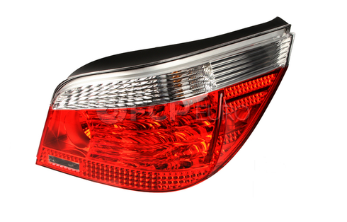 BMW Right Tail Light Assembly - Hella 63217165740