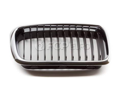 BMW Kidney Grille Right (E38) - Genuine BMW 51138231594