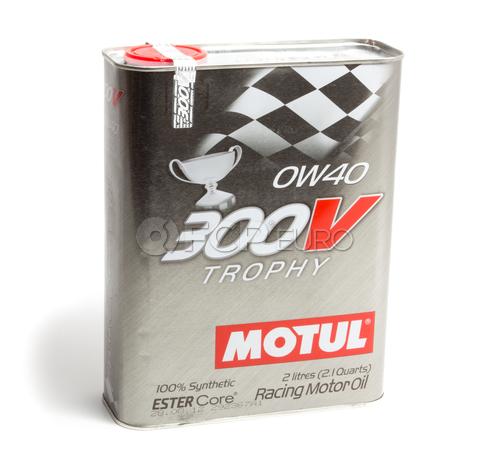 Motul 300V Trophy 0W40 (2 Liter) - 104240