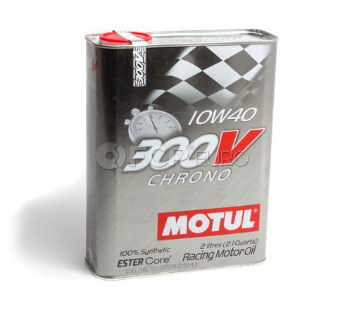 Motul 300V Chrono 10W40 (2 Liter) - 103135