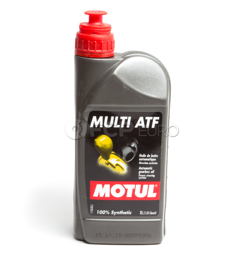 multi atf transmission fluid 1 liter motul 105784. Black Bedroom Furniture Sets. Home Design Ideas
