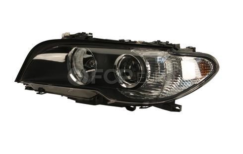 BMW Headlight Assembly Left (E46) - Magneti Mareli 63127165949