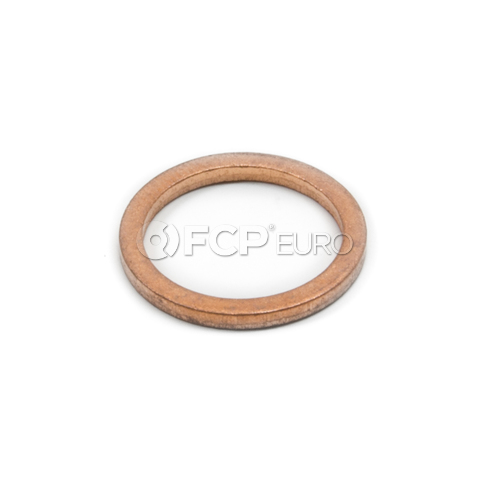 BMW Oil Drain Plug Gasket - Genuine BMW 07119963151