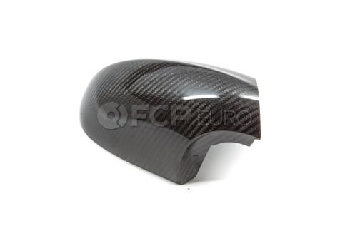 BMW Carbon Fiber Mirror Cap Right (E90 E92 E93 M3) - Genuine BMW 51162157880