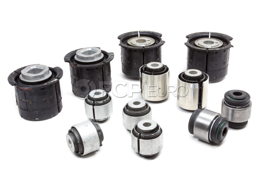 BMW Bushing Kit 12-Piece (M Spec) - Lemforder/Genuine 33326763092KIT