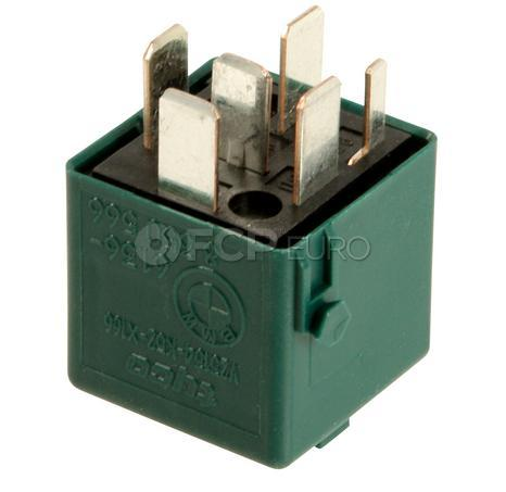 BMW Multi Purpose Relay (6-Prong) - Genuine BMW 61358350566