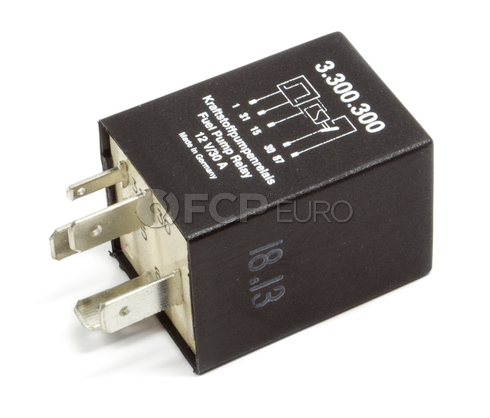 Audi VW Fuel Pump Relay (4000 5000 Rabbit) - KAE 433906059