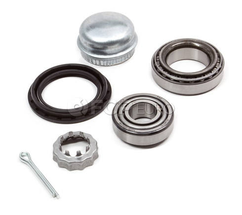 Audi VW Wheel Bearing Kit Rear (100 Series Jetta Rabbit) - FAG 191598625