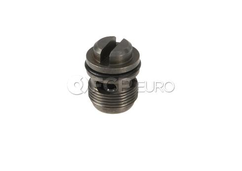 BMW Oil Pressure Relief Valve - Genuine BMW 11111318185