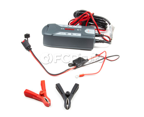 Bosch C3 Battery Charger and Maintainer