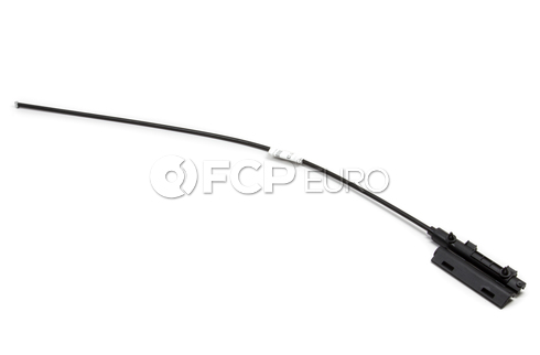 BMW Hood Release Bowden Cable (E39) - Genuine BMW 51238190754