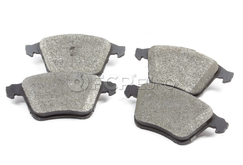 """Volvo Brake Pad Set 12.6"""" (S40 V50 C70) - Meyle 31212184"""