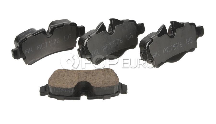 Mini Brake Pad Set - Akebono EUR1309