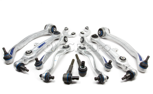 Audi Control Arm Kit 12-Piece (A4 A4 Quattro RS4 S4) - Meyle HD 1160500085HD