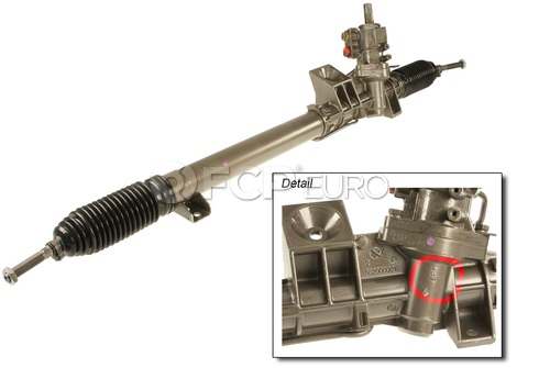Volvo Rack and Pinion Assembly (S60 V70 S80) - Maval 36050281
