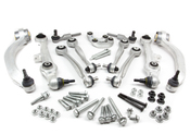 Audi VW 13-Piece Control Arm Kit - Lemforder