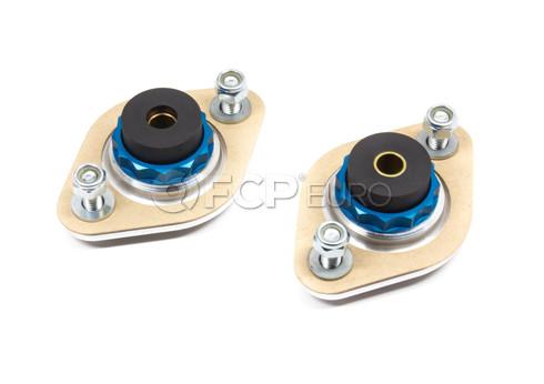 BMW Heavy Duty Billet Shock Mount Set (E30 E36 E46) - JT Design 884024550