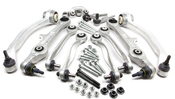 Audi Control Arm Kit - Lemforder B6OPTION3KITL