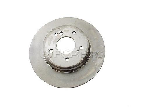 Mercedes Brake Disc (SL) - Zimmermann 1294230412