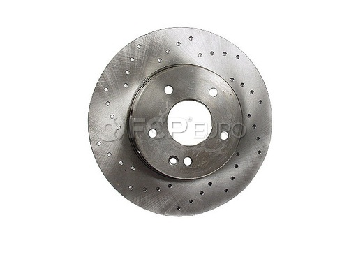 Mercedes Brake Disc (C230) - Zimmermann 2024210212