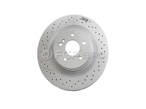 Mercedes Brake Disc (C63 AMG) - Genuine Mercedes 2044230412