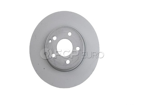 Mercedes Brake Disc Front (E500 E350) - Zimmermann 2114210912