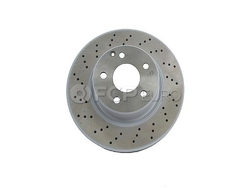 Mercedes Brake Disc (S-Class CL) - Brembo 2204210912
