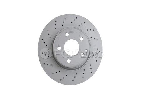 Mercedes Brake Disc (CL S-Class) - Zimmermann 2204210912A