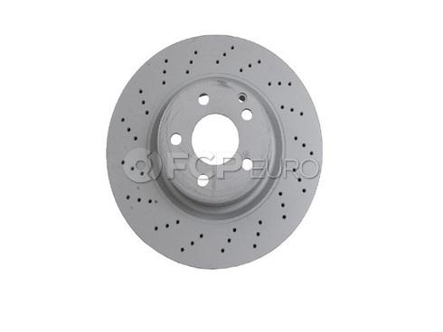 Mercedes Brake Disc - Zimmermann 2204212512