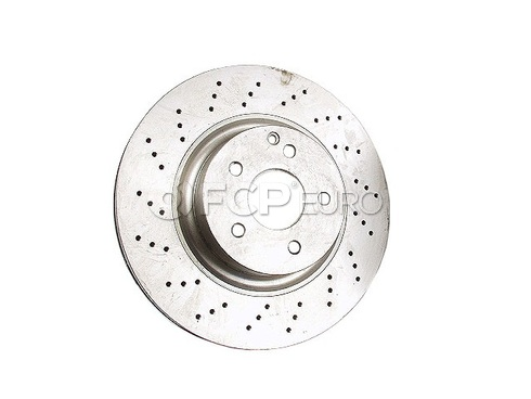 Mercedes Brake Disc Front (CL S-Class) - ATE 2204212512