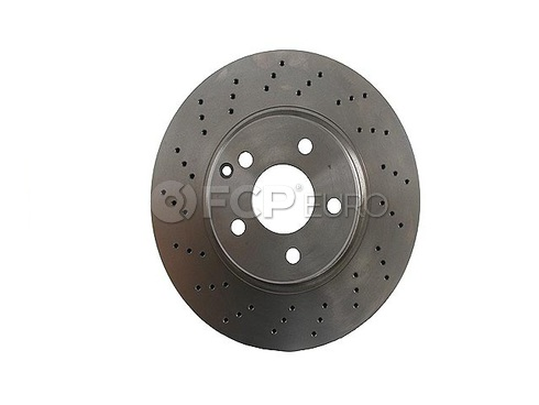 Mercedes Brake Disc (SL) - Zimmermann 230421041264