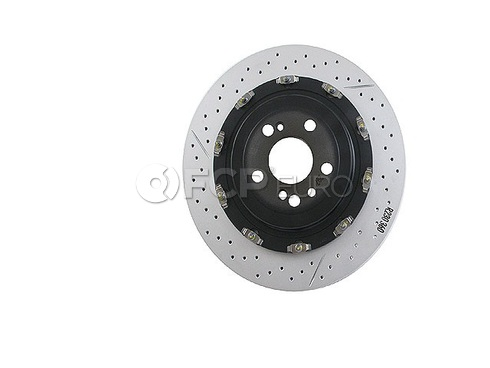 Mercedes Brake Disc (SL65 AMG) - Brembo 2304231412