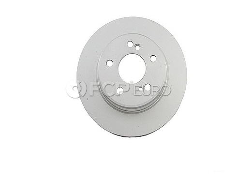 Mercedes Brake Disc Rear (C36 AMG) - Meyle 1244230812