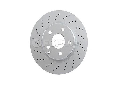 Mercedes Brake Disc (S Class) - Meyle 2204210912