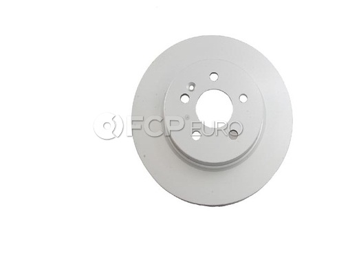 Mercedes Brake Disc (ML320 ML350 ML430) - Meyle 1634210212