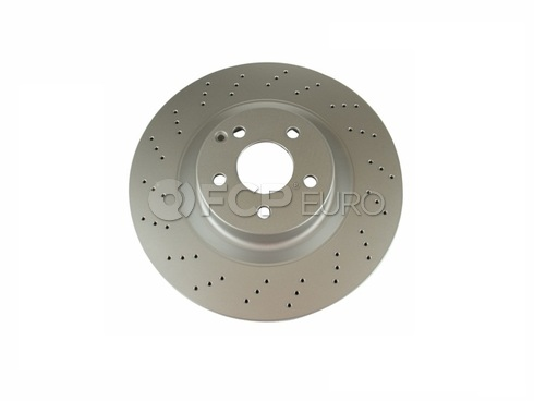 Mercedes Brake Disc (S Class) - Meyle 2214210012