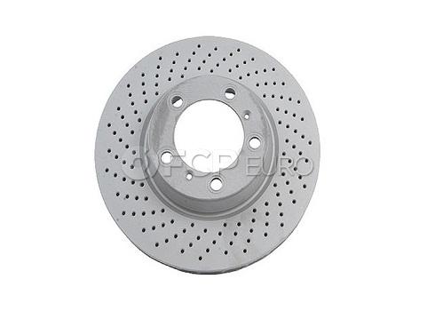 Porsche Brake Disc (911) - Zimmermann 99635140904