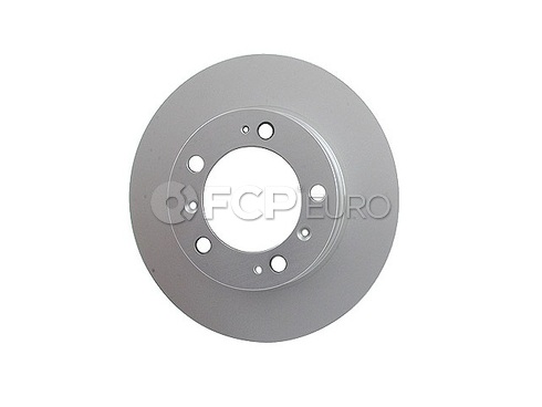 Porsche Brake Disc Rotor (Boxster) - Meyle 98635240104