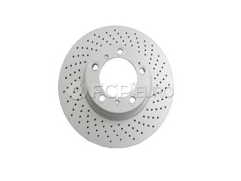 Porsche Brake Disc (Boxster 911 Cayman) - Meyle 99635140601