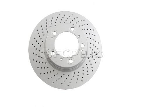 Porsche Brake Disc (Boxster 911 Cayman) - Meyle 99635140501