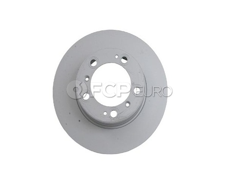 Porsche Brake Disc (Boxster) - Zimmermann 98635140105