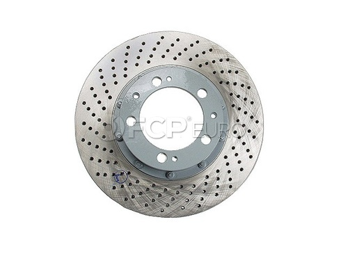 Porsche Brake Disc Rotor (911) - OEM Supplier 99335104510