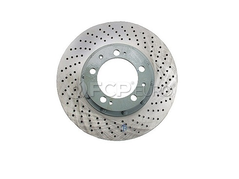 Porsche Brake Disc (911) - OEM Supplier 99335104610