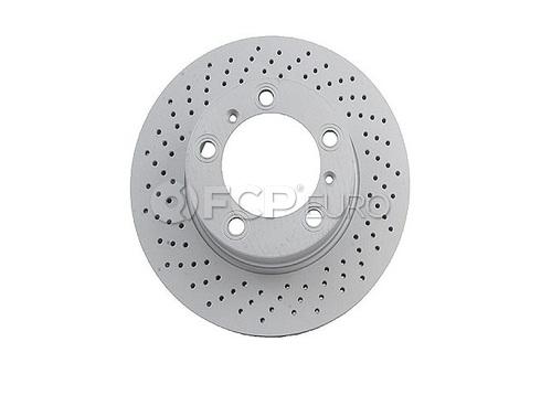 Porsche Brake Disc (Boxster Cayman) - Zimmermann 98735140101