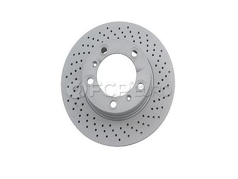 Porsche Brake Disc (Boxster Cayman) - Zimmermann 98735140201